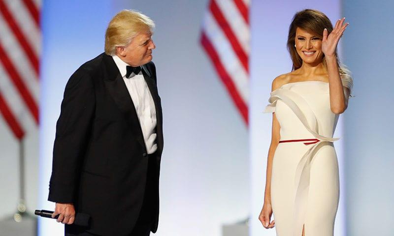 Melania Trump War on Women