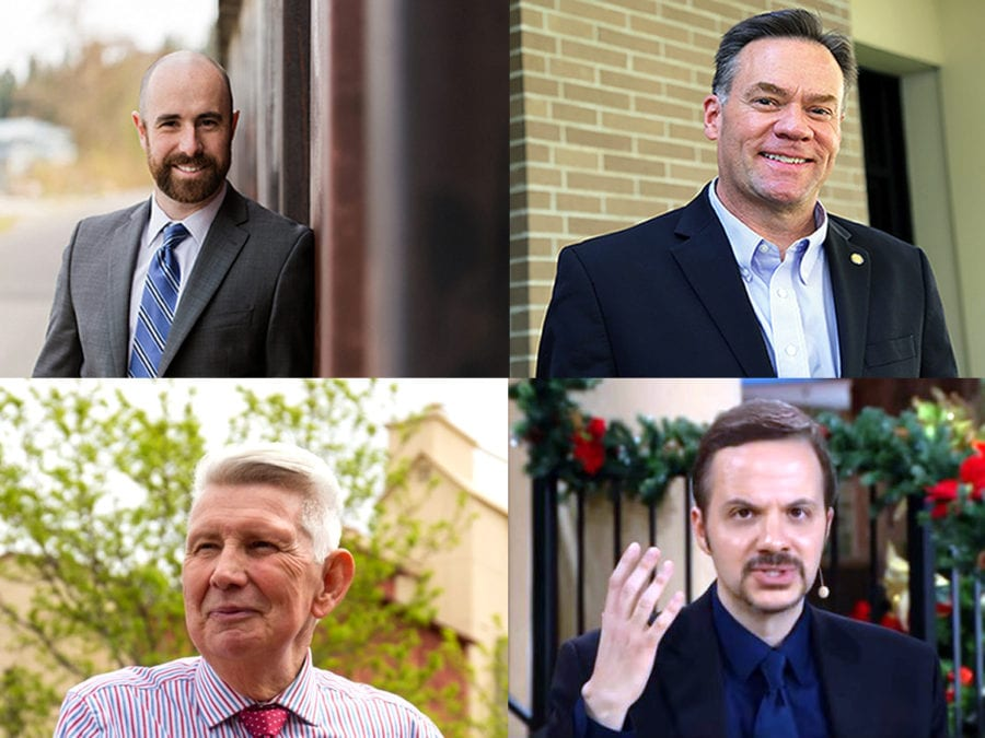 Idaho CD1 Congressional Race Candidates