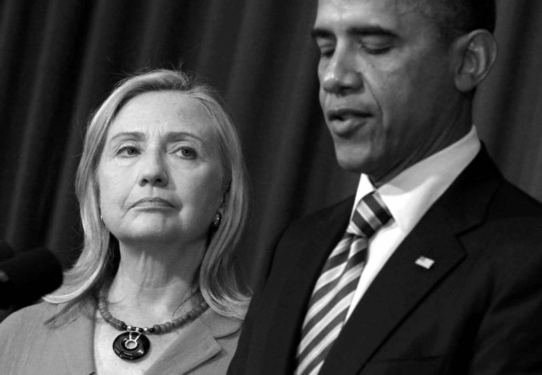 Clinton Obama Fusion GPS Links