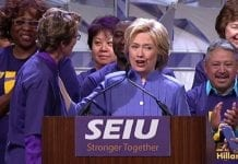 SEIU Freedom Foundation fight