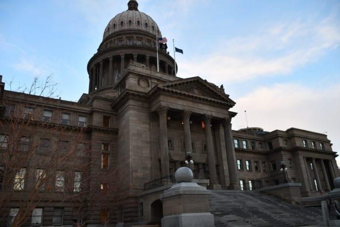 Idaho GOP winter meeting