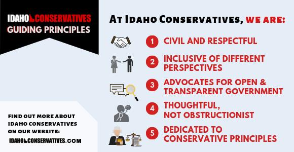 Idaho Conservatives Guiding Principles