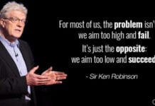 Educational Advice for Idaho from Sir Ken Robinson