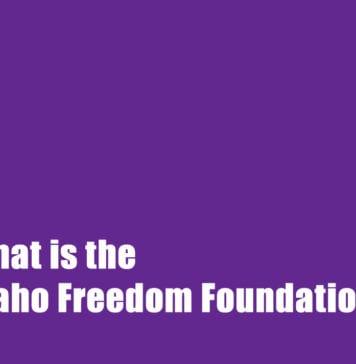 Idaho Freedom Foundation and Wayne Hoffman
